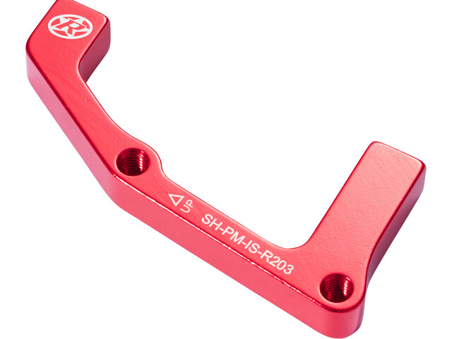 Reverse IS-PM 203 Bremsadapter Shimano hinten rot